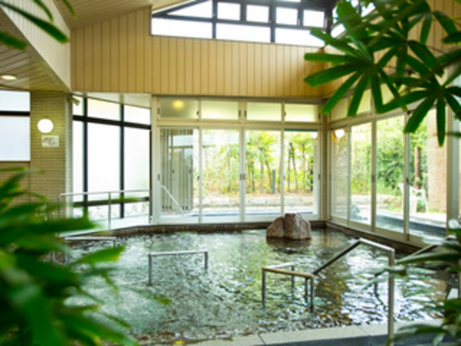 和風風呂 西神戸で唯一の天然ラジウム温泉。泉質の良さは関西エリアで1位になったほど!