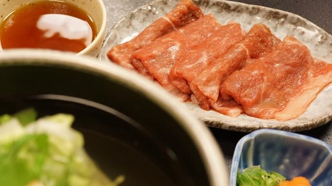【清翠の膳】飛騨牛しゃぶしゃぶ、鮑、ぼたん海老や地魚のお造り、ブイヤベース等旬材満載 お部屋食プラン