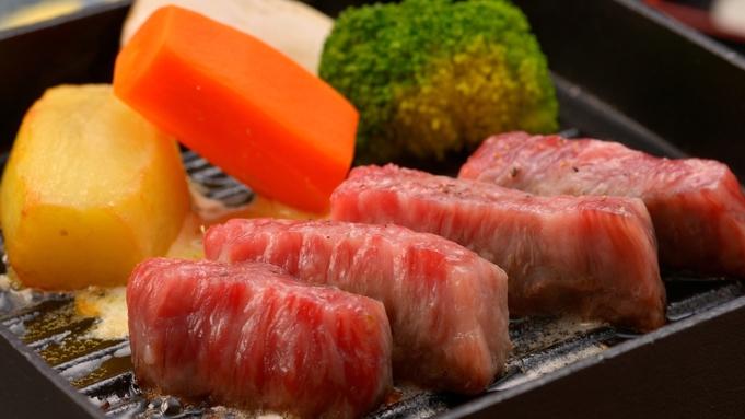 【緊急発売】最大30%off★飛騨牛たっぷりプラン★黒毛和牛ステーキ大盛!《標準和室・レストラン》