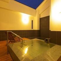 露天風呂付和室・露天風呂
