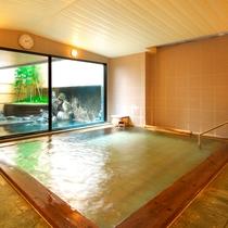 男性用大浴場「毘沙門の湯」