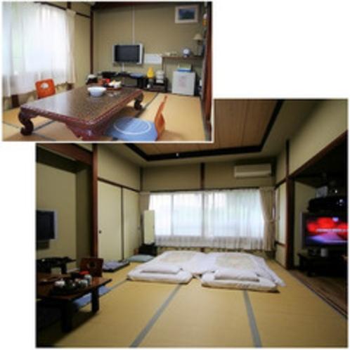 萩と桔梗の部屋