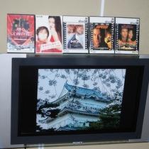DVDソフトと映像