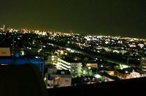 市川の夜です☆ホテルの窓から