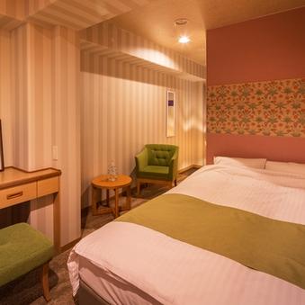 ■シングルルーム■ひとり旅に最適のシンプルなお部屋