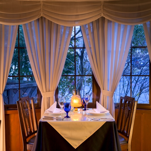 ◆レストラン『夢味亭』◆窓側1