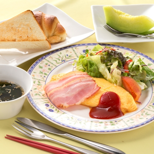 ◆選べる朝食(洋食)◆
