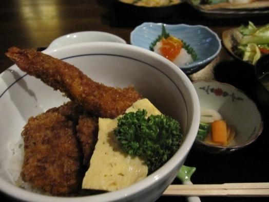 【食事付】一泊二食付プラン★お食事は日替わりで!