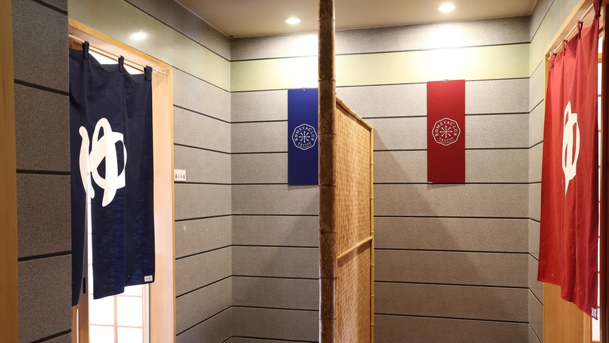 大浴場入り口■
