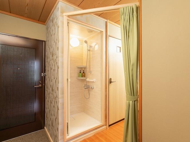 温泉シャワールーム