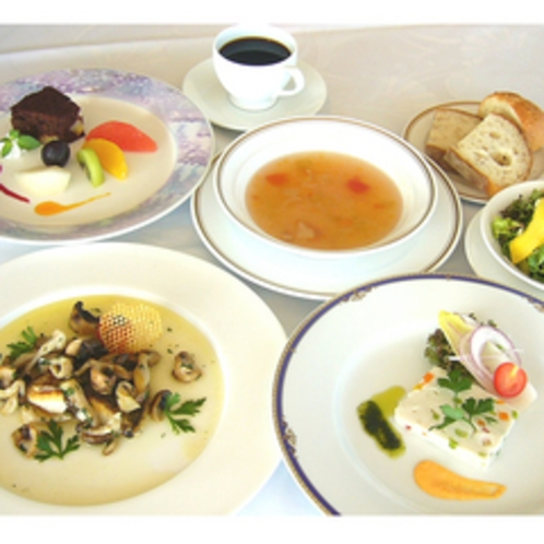 2013秋・季節の鮮魚ディナー(イメージ)