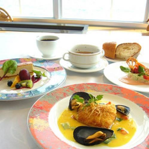 鮮魚ディナーコース★夏の香り(イメージ)