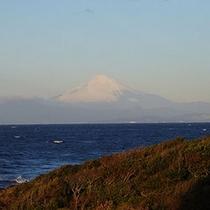 2010元旦の富士山500