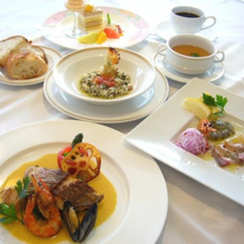 季節の鮮魚コース2014年11月(イメージ)