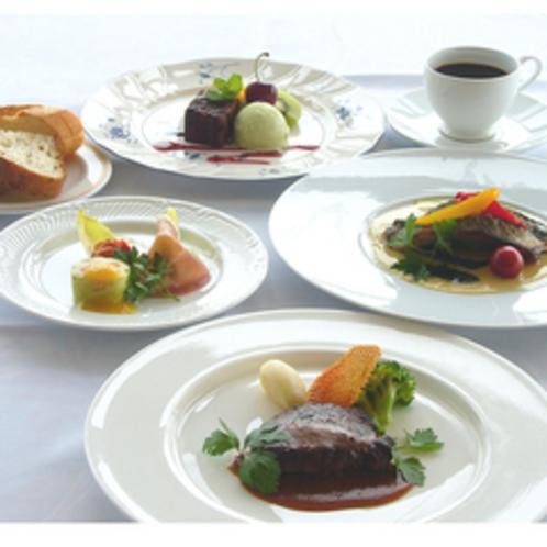 洋食コース(イメージ)