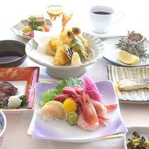 秋の味覚 おすすめ和食コース(イメージ)