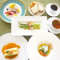 季節の鮮魚ディナー2020年春イメージ