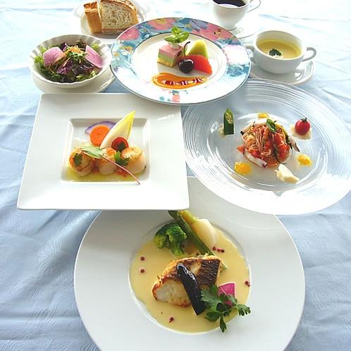 季節の鮮魚ディナー 夏(イメージ)