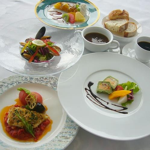 季節の鮮魚ディナー「秋」イメージ