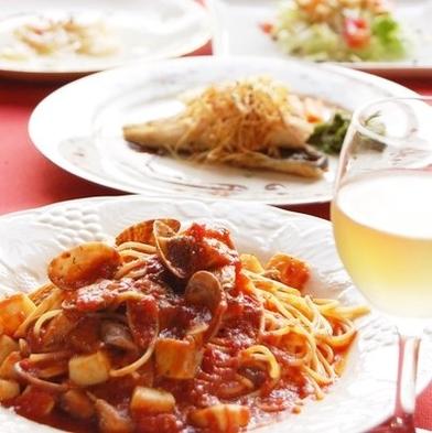 ホテルでリッチにディナーご堪能プラン♪◆夕食付◆