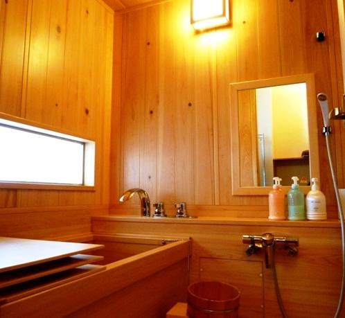 檜風呂付きスイート