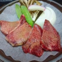 『仙臺名物』牛タン屋さんの肉厚牛タン