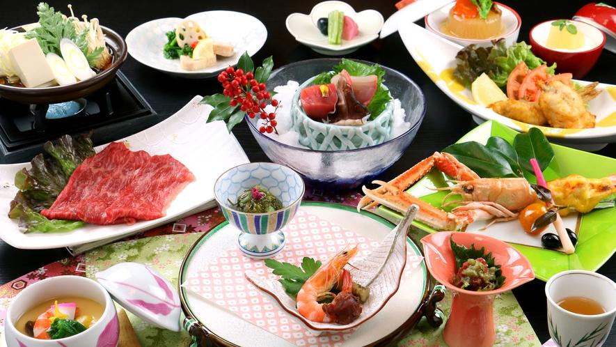 【華コース】和牛のお料理◆季節によりすき焼きや陶板焼きに変わります