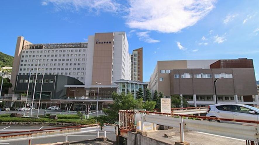 長崎大学病院 徒歩4分、長崎大学医学部 徒歩5分