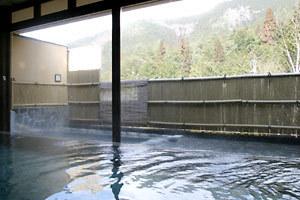 トロン温泉内湯