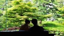 【日本庭園】ロビーからの景色~春・夏~