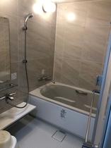 401号室の浴室・・・リニュ-アルしました。