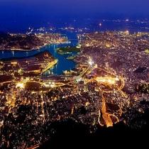 【皿倉山】100億ドルの夜景
