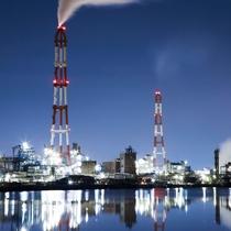 【北九州工場夜景】