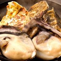 対象期間12/1〜3/31【日帰り昼食&温泉入浴】赤穂の牡蠣を使った『牡蠣鍋』『蒸し牡蠣』を堪能♪