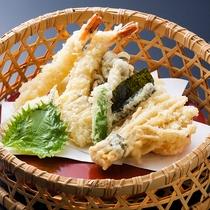 【追加料理(別注)】天ぷら盛り合わせ