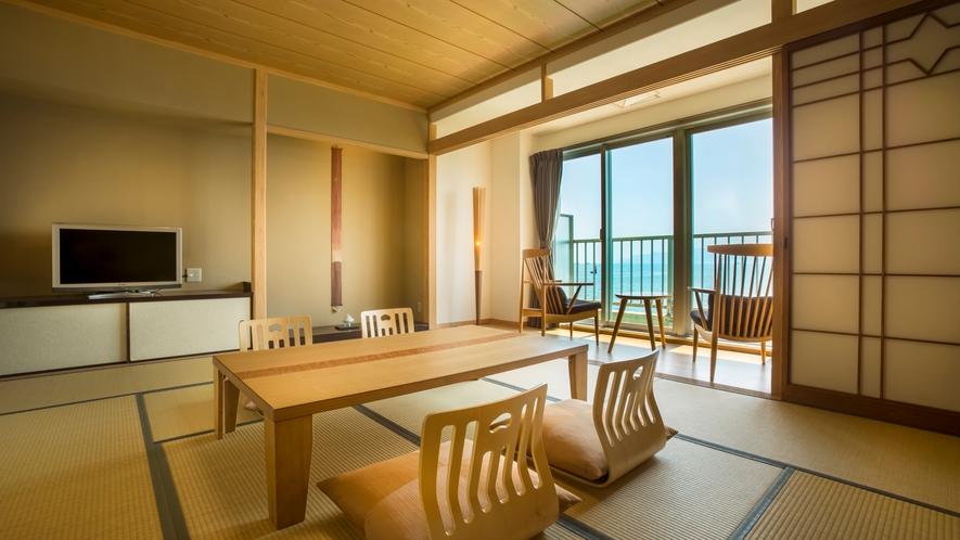 スタンダード客室(和室10畳)<海側>