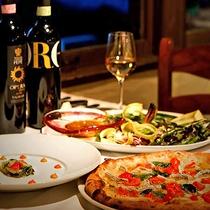 【さくらぐみ料理】 本格イタリア料理レストラン「SAKURAGUMI」にてディナーを♪