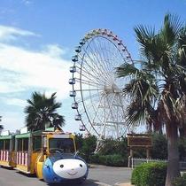 赤穂海浜公園内遊園地やアスレチック、ボート、塩の国などお楽しみいっぱい♪