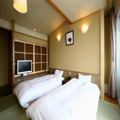 プレミアBタイプベッドルーム 2