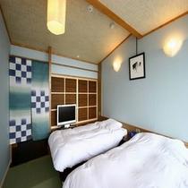 プレミアBタイプベッドルーム 3