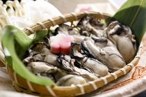 冬の味覚 牡蠣
