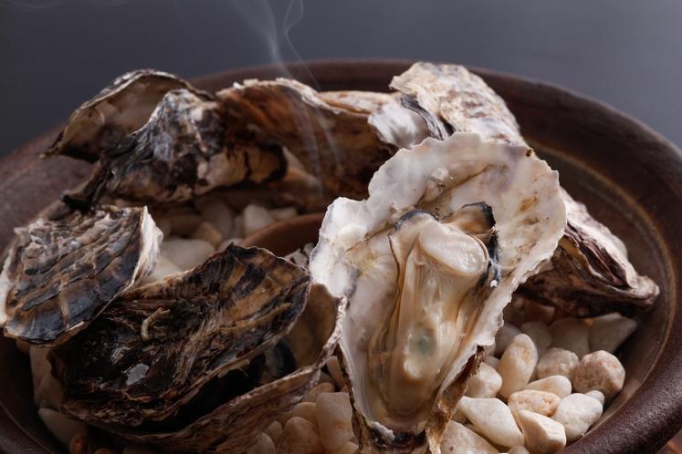 夏味牡蠣 蒸し牡蠣(イメージ)