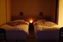 新客室「潮風」御当地部屋 和風ツインベッド 201号室禁煙