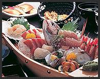 【日帰り・舟盛付】 新鮮な舟盛付き★ お夕食は個室で温泉満喫(2〜6名様)