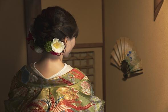 京都×ブライダルフォト×ハネムーンプラン【1泊2日】