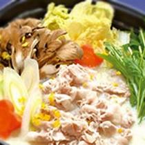 名物★白味噌鍋