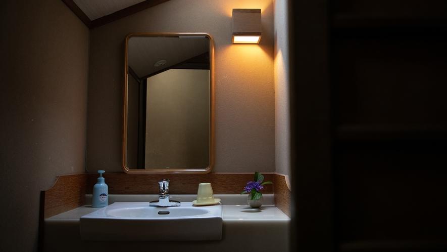 共有スペース洗面所