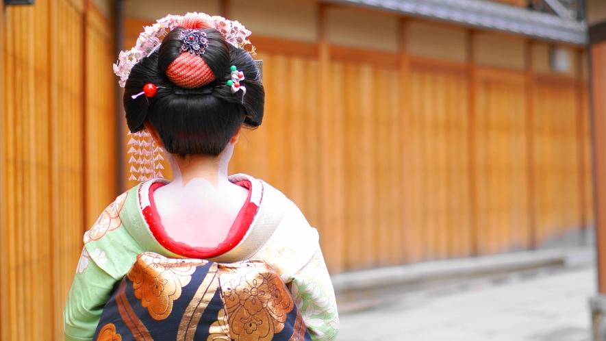 京都といえば舞妓さん♪