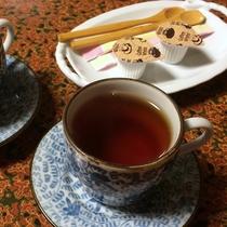 食後のコーヒー&紅茶
