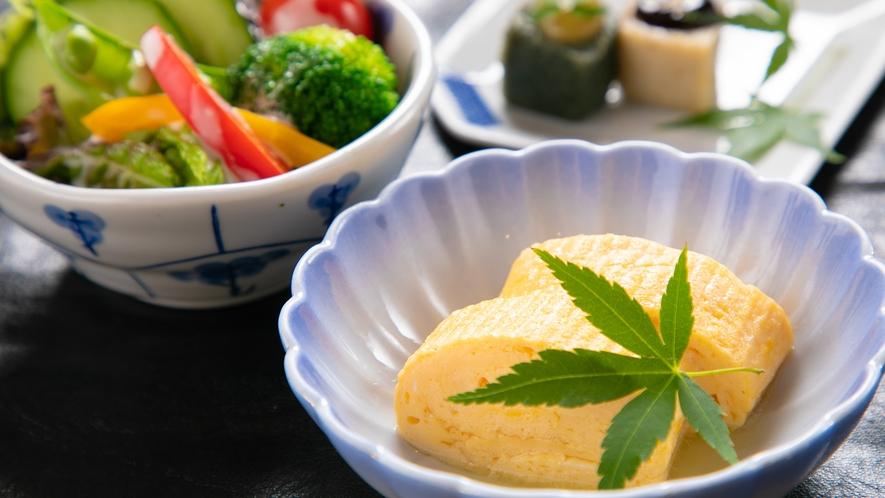 ご朝食-和食膳(一例)